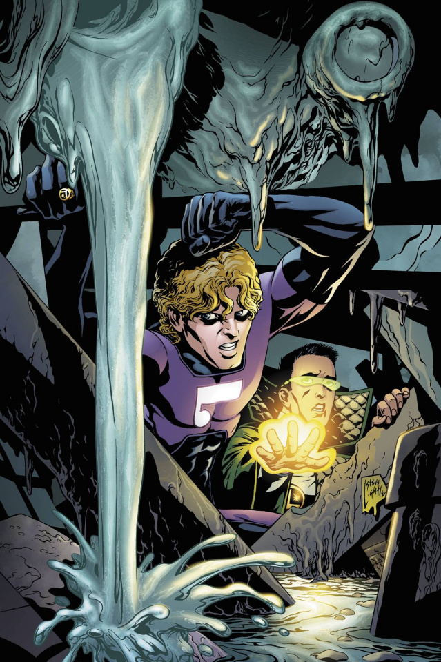 The Legion of Super Heroes #14