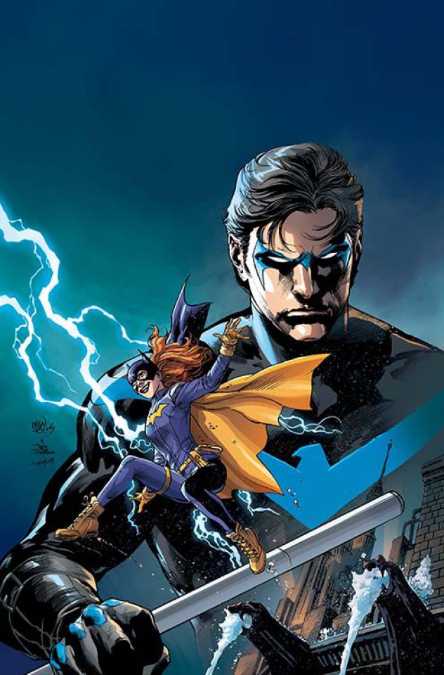 Nightwing #3 (Variant Cover)