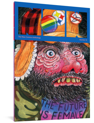 Now #10: Comics Anthology