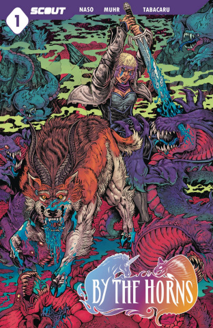 By the Horns #1 (10 Copy Maria Lopez Unlocked Cover)