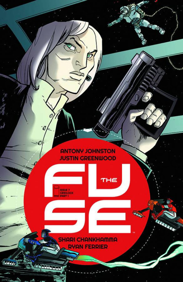 The Fuse #7 (Greenwood Cover)