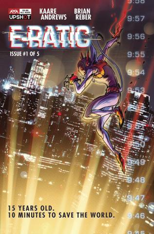 E-Ratic #1 (Andrews Cover)