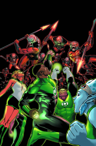 Green Lantern: The Lost Army #2