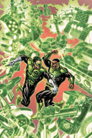 Green Lantern Corps #60