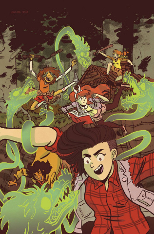 Lumberjanes: Beyond Bay Leaf #1