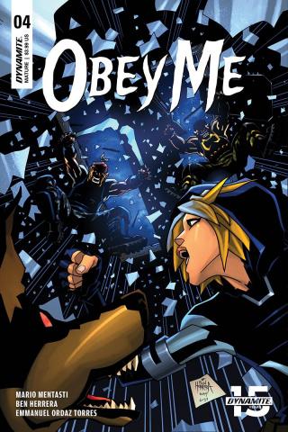 Obey Me #4 (Herrera Cover)