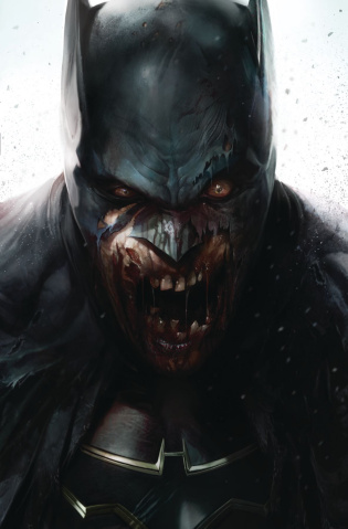 DCeased #1 (Variant Cover)