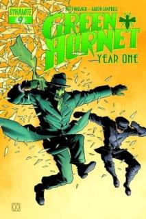 Green Hornet: Year One #9