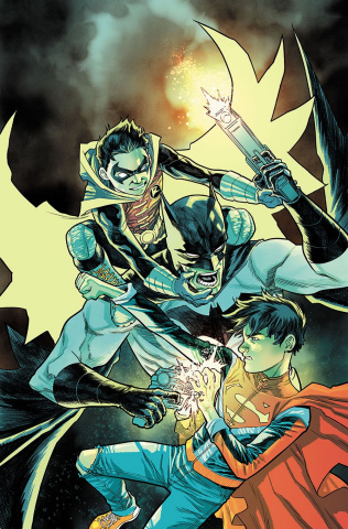 Super Sons #11 (Sons of Tomorrow)