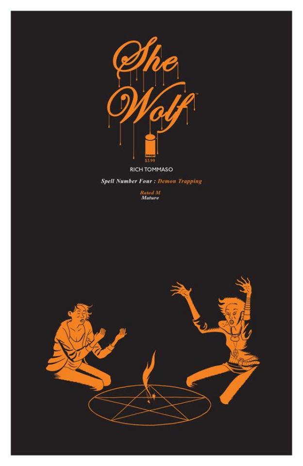 She Wolf #4