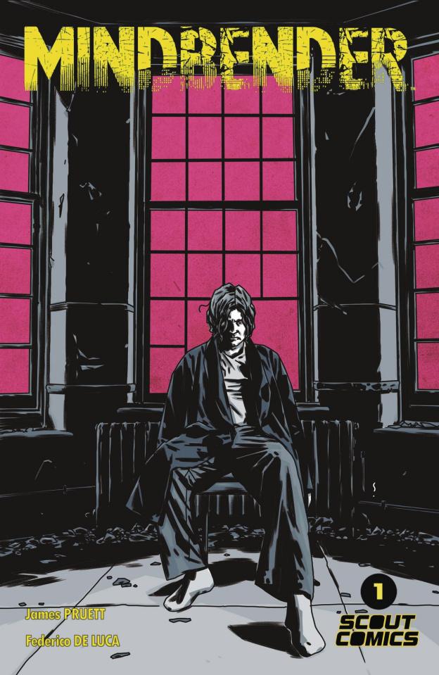 Mindbender #1 (Smith Cover)