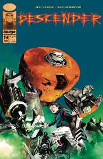 Descender #19 (Image Tribute Cover)
