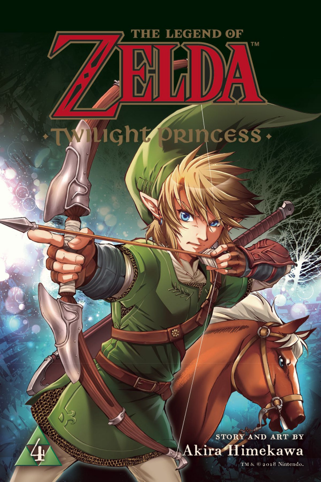 The Legend of Zelda: Twilight Princess Vol. 4