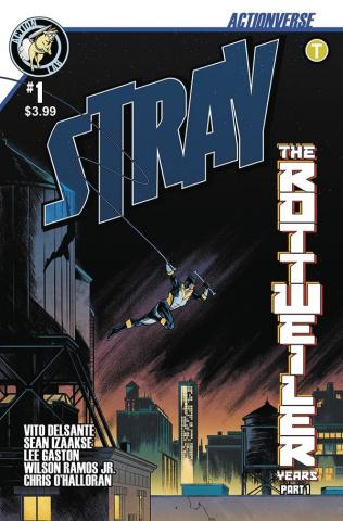 Stray #1 (Izaakse Cover)