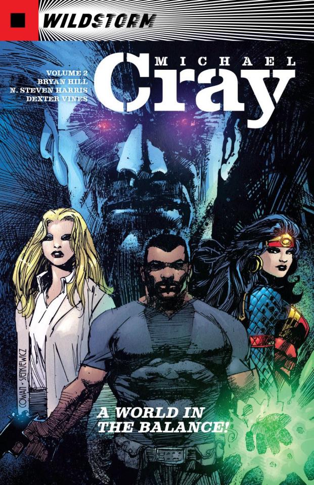 Wildstorm: Michael Cray Vol. 2