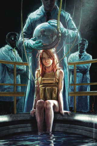Stranger Things: Six #3 (Briclot Cover)