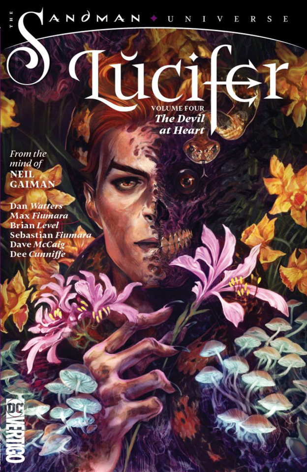 Lucifer Vol. 4: The Devil At Heart