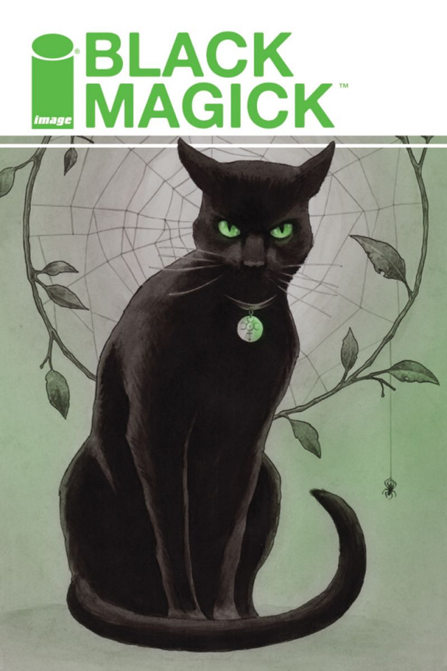 Black Magick #9 (Scott Cover)