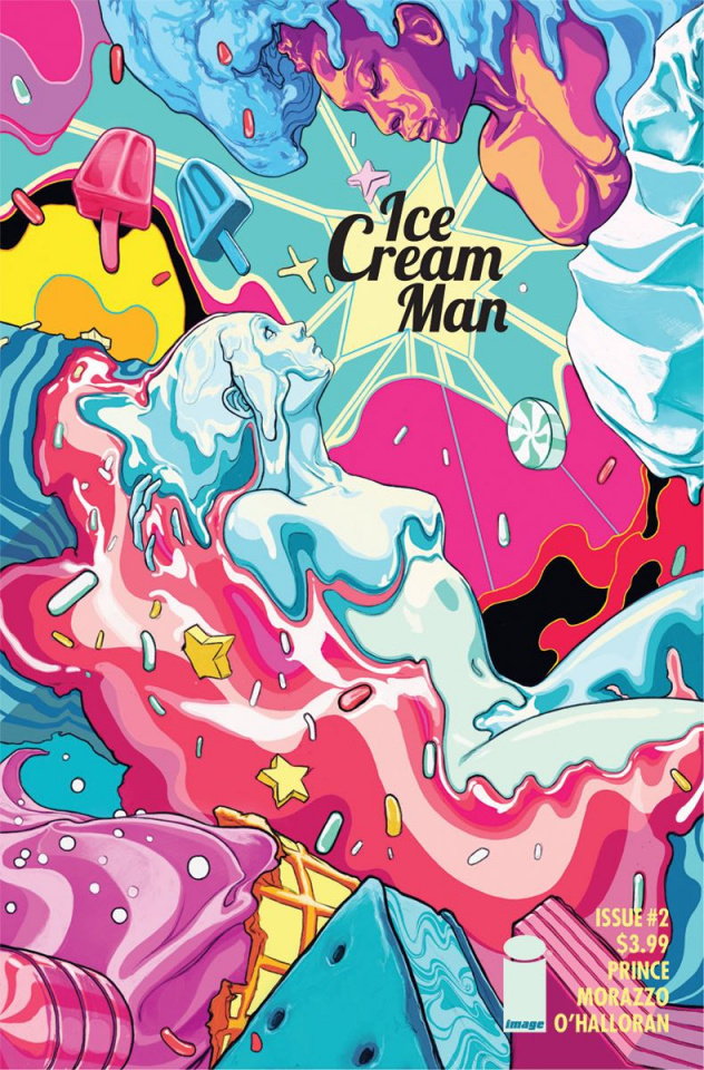 Ice Cream Man #2 (Malavia Cover)