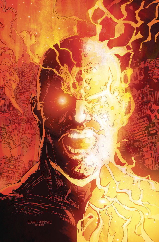 Wildstorm: Michael Cray #11