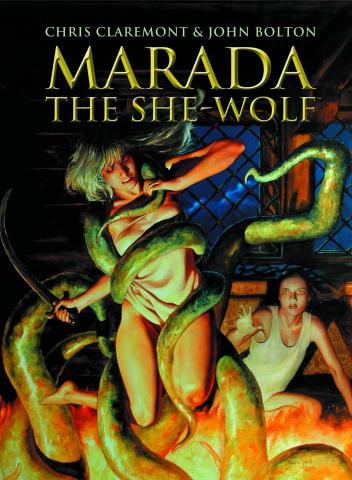 Marada: The She Wolf