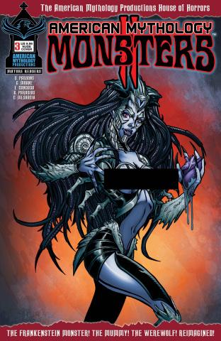 American Mythology: Monsters II #3 (Racy Cover)