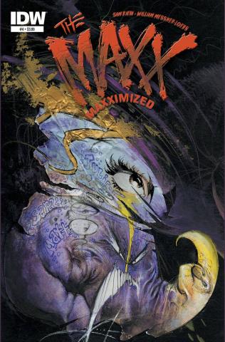 The Maxx: Maxximized #4