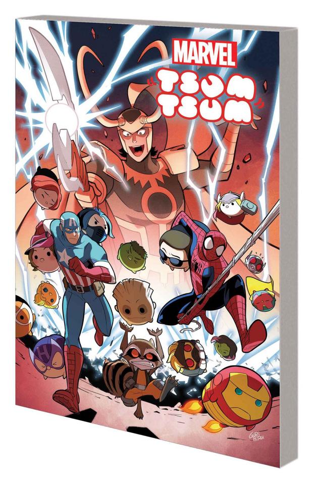 Marvel Tsum Tsum Takeover