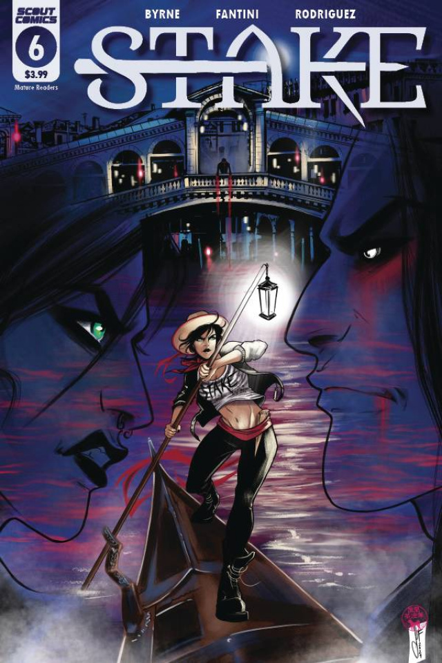 Stake #6 (Fantini Cover)