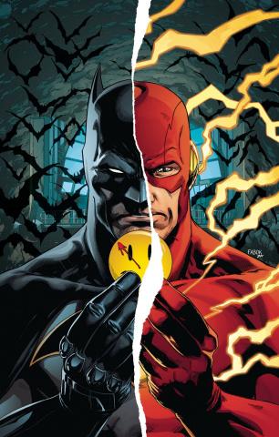 Batman / The Flash: The Button (Deluxe Edition)