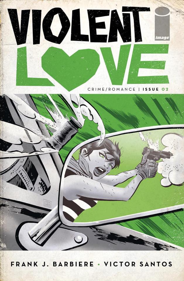 Violent Love #2 (Santos Cover)