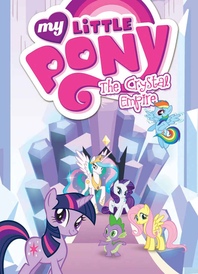 My Little Pony Vol. 5: The Crystal Empire