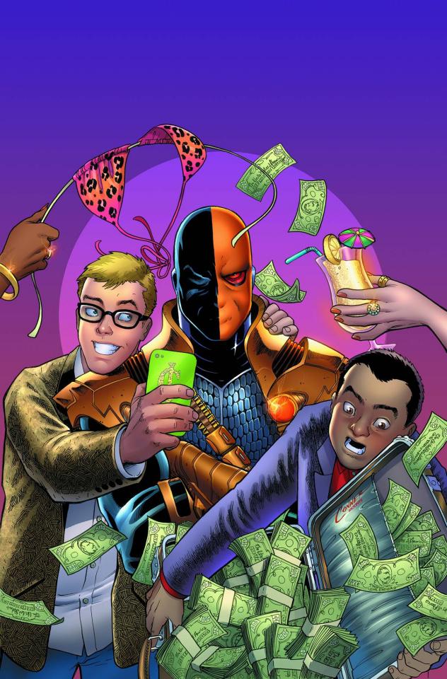 Green Team: Teen Trillionaires #3