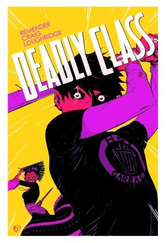 Deadly Class #11