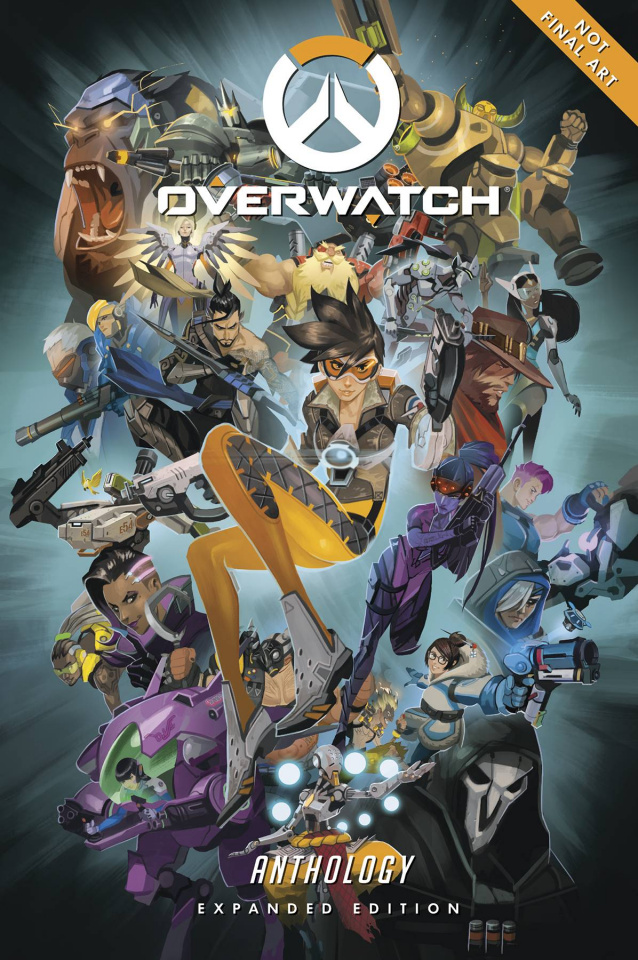 Overwatch Anthology (Expanded Edition)