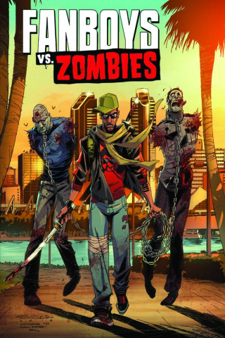 Fanboys vs. Zombies Vol. 2