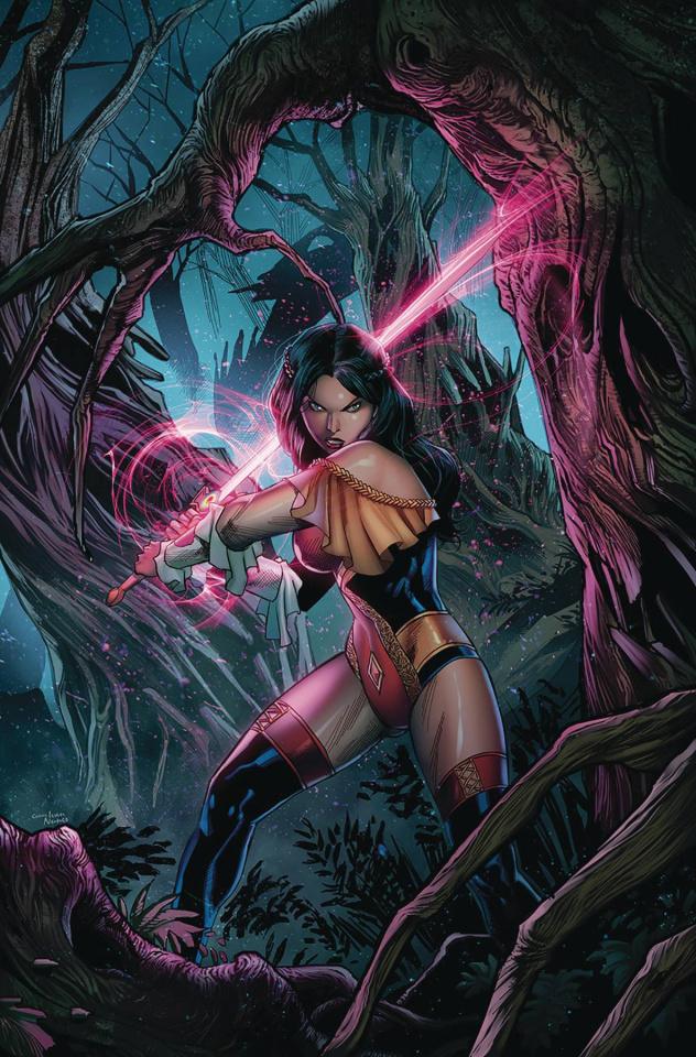 Grimm Fairy Tales #40 (Coccolo Cover)