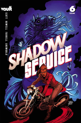 Shadow Service #6 (Howell Cover)
