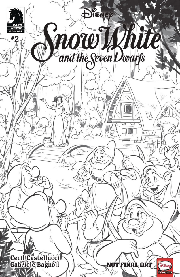 Snow White and the Seven Dwarfs #2