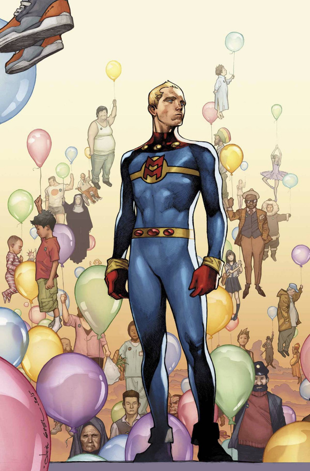 Miracleman by Gaiman and Buckingham #6 (Coipel Cover)