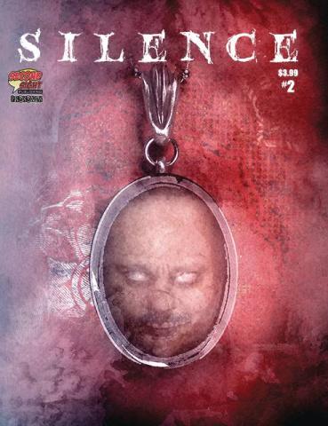 Silence #2 (Alex Sanchez Cover)