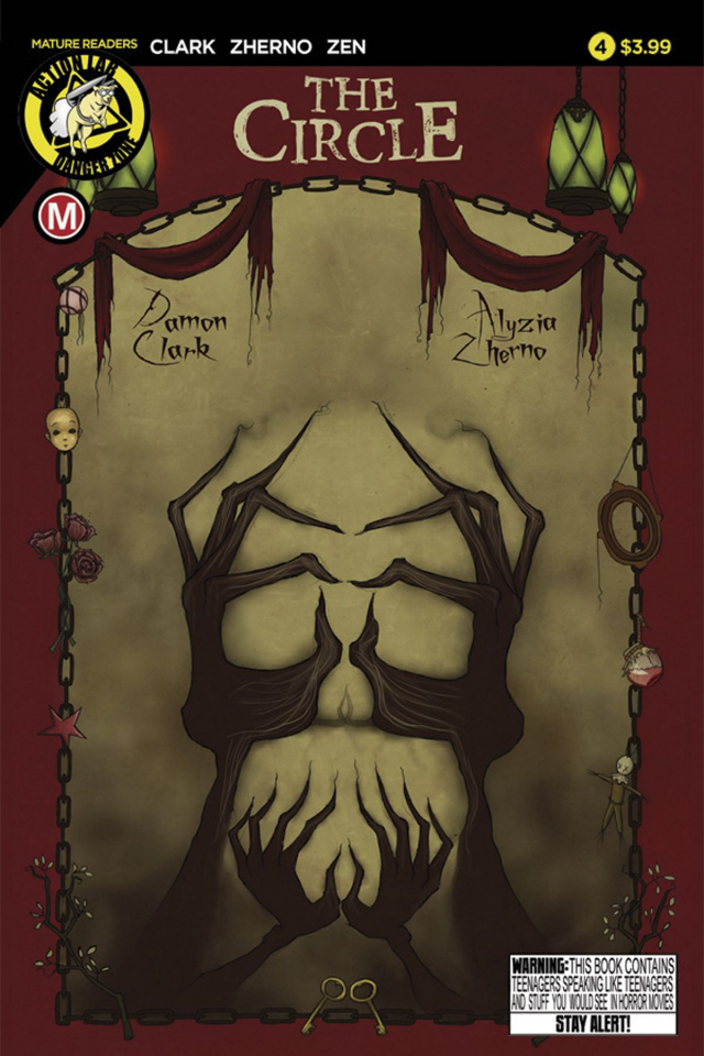 The Circle #4 (Zherno Cover)