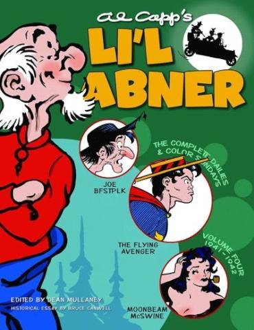 Li'l Abner Vol. 4