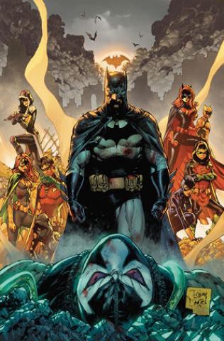 Batman Vol. 13: City of Bane, Part 2