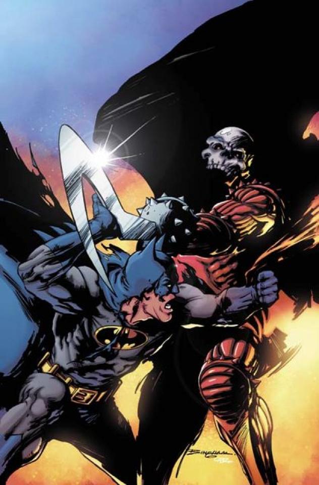DC Retroactive: Batman - The 80's #1