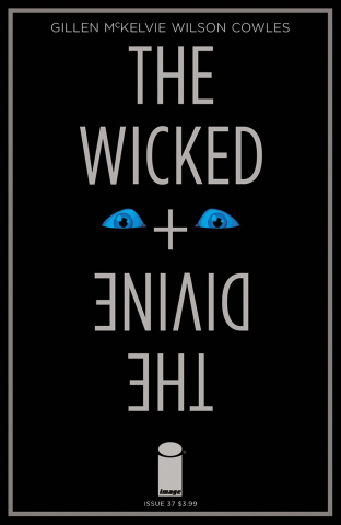 The Wicked + The Divine #37 (McKelvie & Wilson Cover)