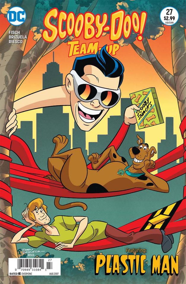 Scooby Doo Team-Up #27