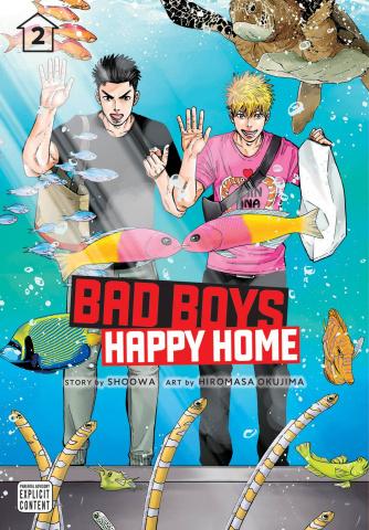 Bad Boys Happy Home Vol. 2