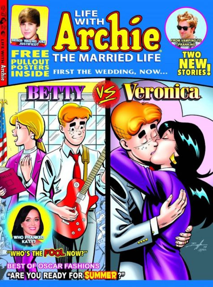 Life With Archie: The Married Life #9
