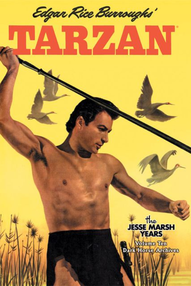 Tarzan: The Jesse Marsh Years Vol. 10
